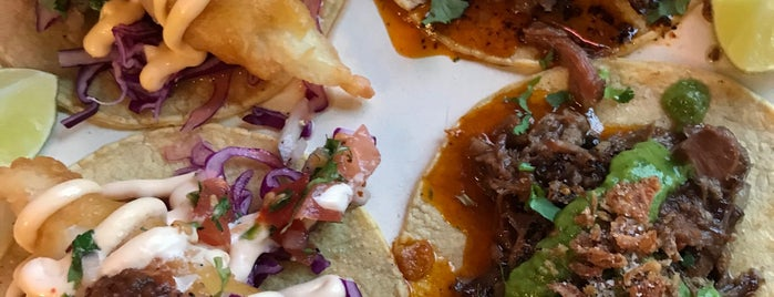 Breddo's Tacos is one of London Lifestyle Guide.