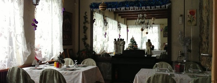 Ресторан Пятница is one of Съедобные места Серпухова.