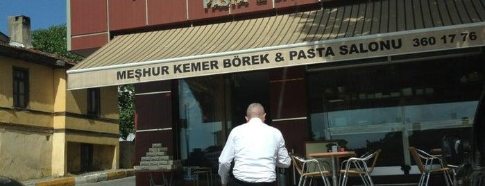 Meşhur Kemer Börek is one of Orte, die Türkay gefallen.
