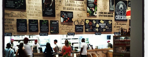 Vapiano is one of Posti salvati di Jeff.