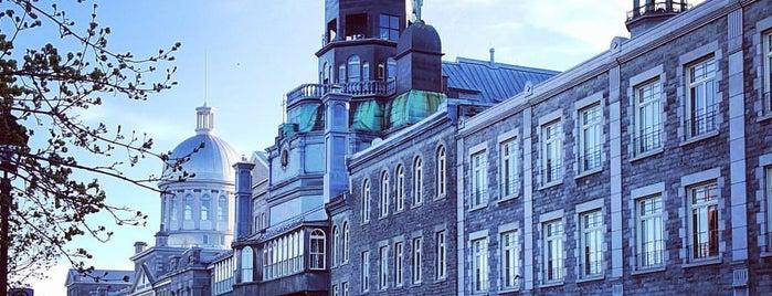 Rue de la Commune is one of **Montréal**.