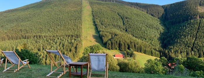 Restaurace Farma is one of Lugares favoritos de Florian.