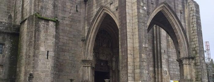 Catedral de Tui is one of Alexandre'nin Beğendiği Mekanlar.