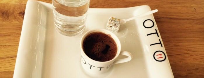 Otto Cafe is one of Murat 님이 좋아한 장소.