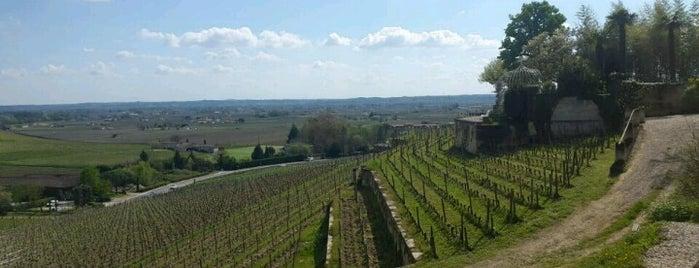 Château Ausone is one of Caridad: сохраненные места.