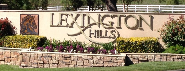 Lexington Hills is one of Jared's Liked Places.