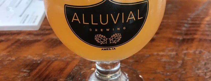Alluvial Brewing Company is one of BBQ Trip.