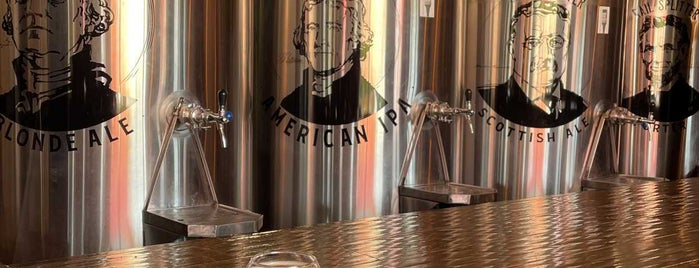 Mount Rushmore Brewing Company is one of Breweries I've Visited.