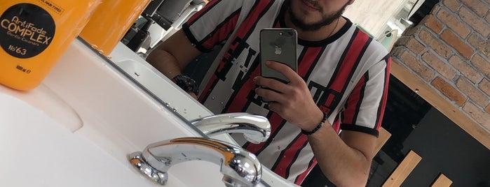 Ali Özer Hair Designer is one of Murat karacim 님이 저장한 장소.