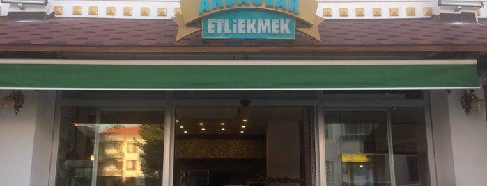 Meşhur Konyalı Akdağlar Etliekmek - 2 is one of Orte, die Aylin gefallen.