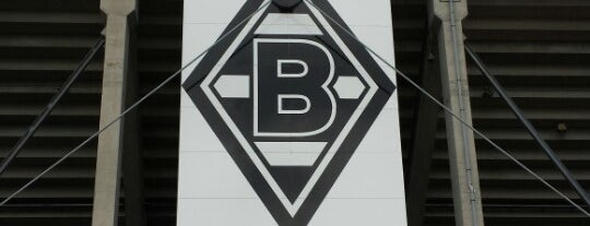 Borussia-Park is one of German Bundesliga 2013-2014.