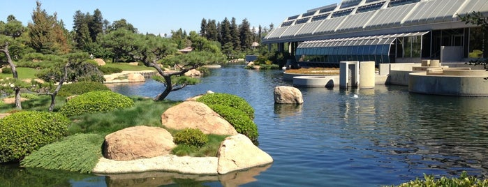 Japanese Gardens is one of SoCal to-do.