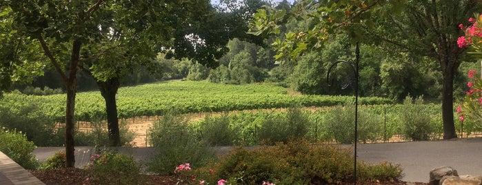 Hartford Family Winery is one of Locais curtidos por Jana.