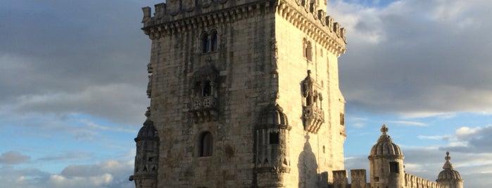 Torre de Belém is one of Tempat yang Disukai Jana.