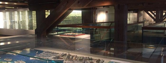 Museo Internacional Marítimo is one of Lugares favoritos de Jana.