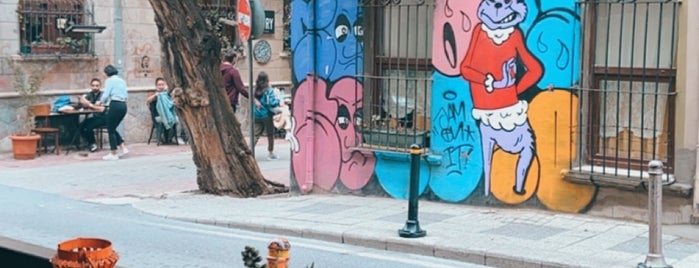 Ya Basta - Moda is one of Degişik Lezzetlet İSTANBUL.