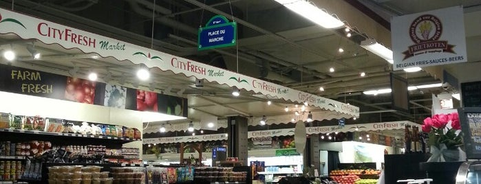 Chicago French Market is one of Anoosh: сохраненные места.