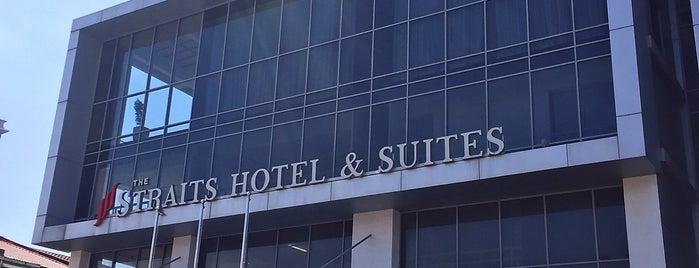 The Straits Hotel & Suites is one of MAC 님이 좋아한 장소.