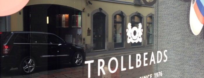 Trollbeads Flagship Store is one of a_sti10'in Kaydettiği Mekanlar.