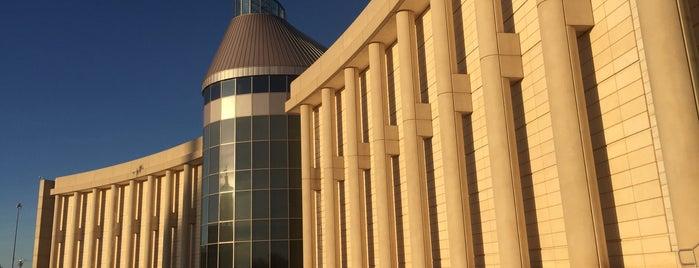 Oklahoma History Center is one of Oklahoma City.