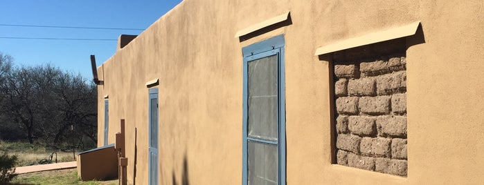 Tubac Presidio State Historic Park is one of Places I Recommend to Visit.