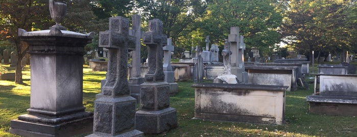 Princeton Cemetery is one of Home Sweet Home.