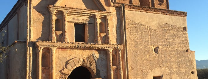 Tumacácori National Historical Park is one of Places I Recommend to Visit.