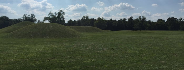 Hopewell Culture National Historical Park is one of Native American Cultures, Lands, & History.