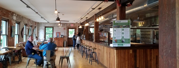 North River Roasters is one of Poughkeepsie.