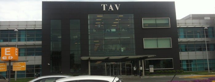 TAV Holding is one of Misstubissさんのお気に入りスポット.