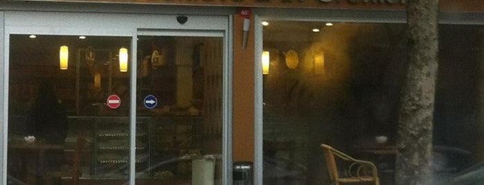 Bizce Cafe & Bakery is one of Kahveci & Fırın & Çaycı.