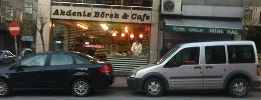 Akdeniz Börek & Cafe is one of Yeni yerler 2.