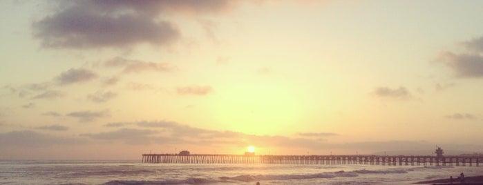 Calafia State Beach is one of California state beach park.