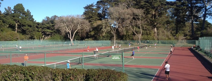 Golden Gate Park Tennis Courts is one of Shawnさんの保存済みスポット.