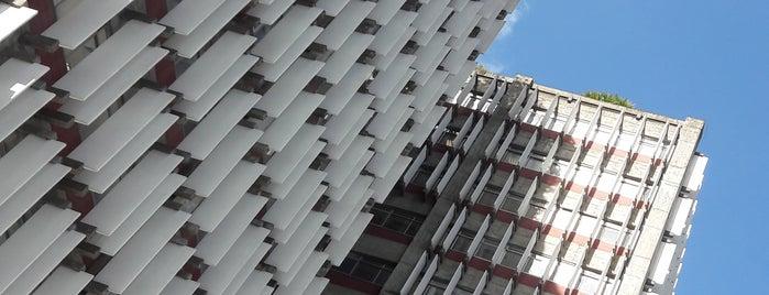 Condomínio São Luiz is one of Arquitetura Edifícios SP.
