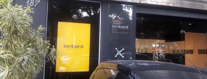 Lombardi Galeria is one of Galerias de Arte SP.