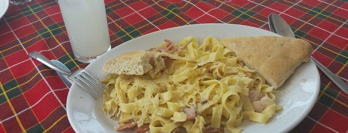 Trattoria La Pasta is one of Posti che sono piaciuti a Arthur.