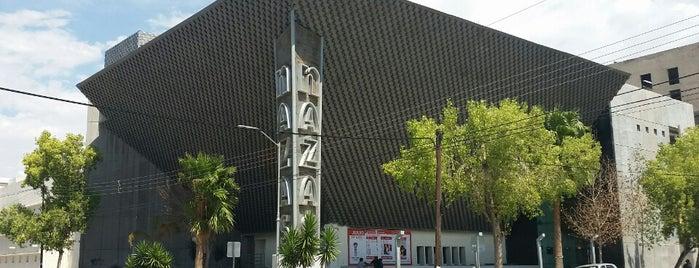 Teatro Nazas is one of Posti che sono piaciuti a Arthur.
