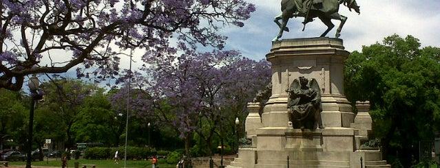 Plaza Italia is one of Lugares que fui.