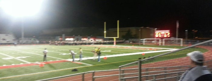 Mundelein High School is one of High Schools I Referee.