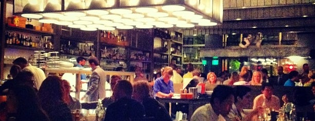 Island Creek Oyster Bar is one of Boston.