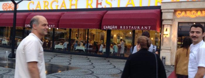 Köşkeroğlu Baklava & Restaurant is one of Tempat yang Disukai Annemarie.