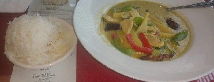 Thai Corner Kitchen is one of Lieux qui ont plu à Andrea.
