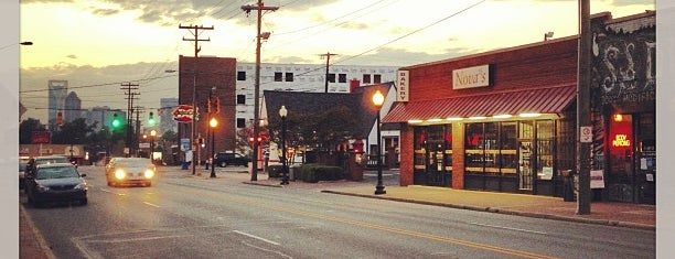 Plaza Midwood is one of Creative Loafer - Level x10.
