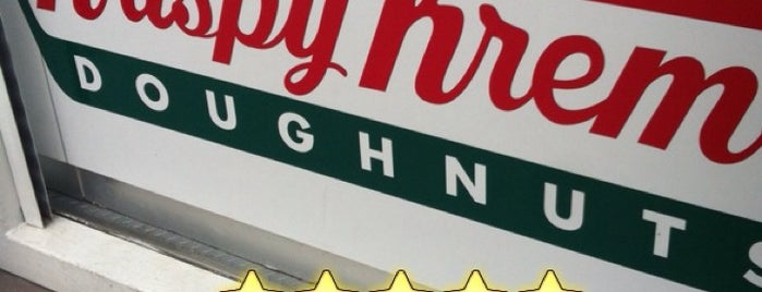Krispy Kreme is one of Nanncita 님이 좋아한 장소.