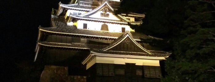 Matsue Castle is one of Must to visit.