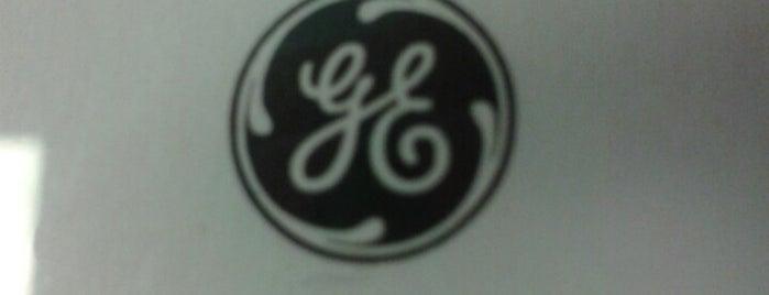 GE is one of Posti che sono piaciuti a Jackie.