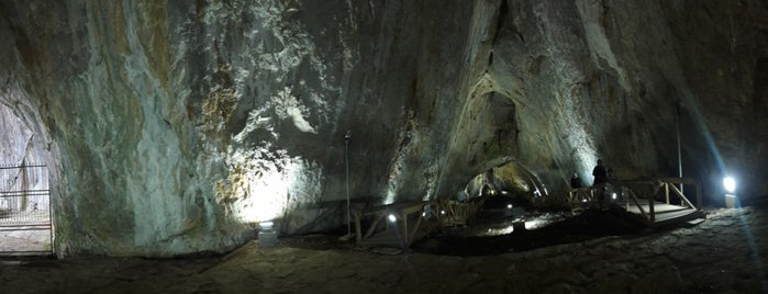 İnaltı Mağarası is one of Amasra-Sinop-Amasya.