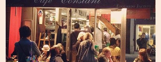 Café Constant is one of Paris Eating.