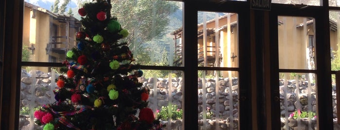 Inkallpa Lodge and Spa is one of Lugares favoritos de Andrea.